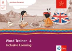 Mein Indianerheft: Mein Anoki-Übungsheft - Word Trainer 4. Fördern