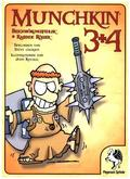 Munchkin 3 + 4 (Spiel-Zubehör)