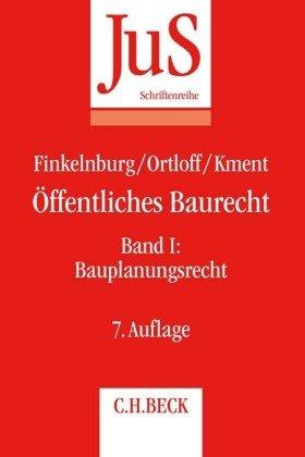 Öffentliches Baurecht - Bd.1