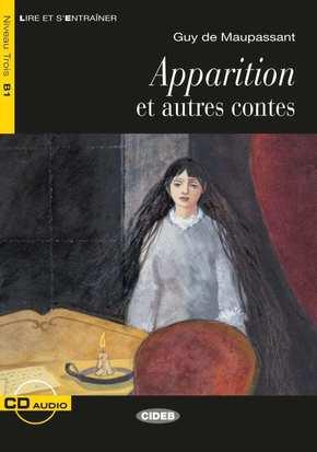 Apparition et autres contes, m. Audio-CD