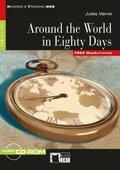 Around the World in 80 days, w. CD-ROM