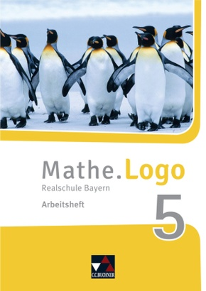Mathe.Logo, Realschule Bayern (2017): 5. Jahrgangsstufe, Arbeitsheft