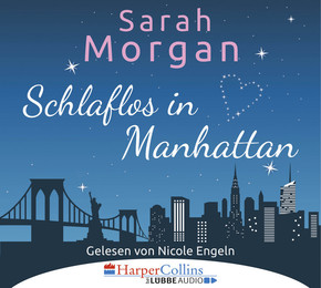Schlaflos in Manhattan, 4 Audio-CDs