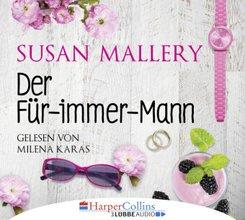 Der Für-immer-Mann, 4 Audio-CDs