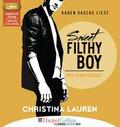 Sweet Filthy Boy - Weil du mir gehörst, 2 MP3-CDs