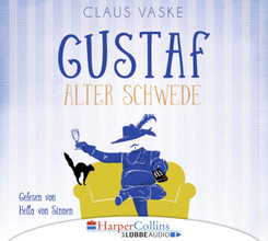Gustaf. Alter Schwede, 6 Audio-CDs