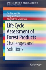 Life Cycle Assessment of Forest Products
