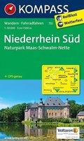 Kompass Karte Niederrhein Süd - Naturpark Maas - Schwalm - Nette