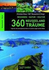 360 Neuseeland-Träume