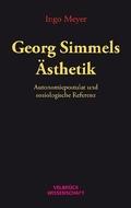 Georg Simmels Ästhetik
