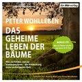 Das geheime Leben der Bäume, 6 Audio-CDs