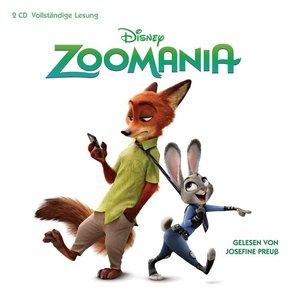 Zoomania, 2 Audio-CDs