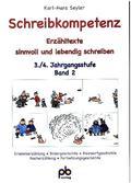 Schreibkompetenz, 3./4. Jahrgangsstufe - Bd.2