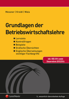 Grundlagen der Betriebswirtschaftslehre (f. Österreich)
