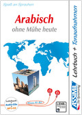 Assimil Arabisch ohne Mühe heute, Lehrbuch + 4 Audio-CDs + 1 MP3-CD