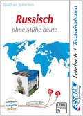 Assimil Russisch ohne Mühe heute, Lehrbuch + 4 Audio-CDs + 1 MP3-CD