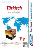 Assimil Türkisch ohne Mühe heute, Lehrbuch + 4 Audio-CDs + 1 MP3-CD