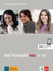 Übungsbuch A1-B1, m. MP3-CD