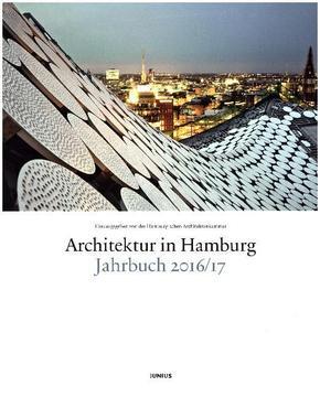 Architektur in Hamburg. Jahrbuch 2016/17