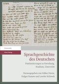 Sprachgeschichte des Deutschen