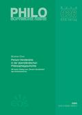 Person-Verständnis in der abendländischen Philosophiegeschichte