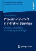 Prozessmanagement in indirekten Bereichen