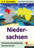 Niedersachsen, 4.-6. Schuljahr