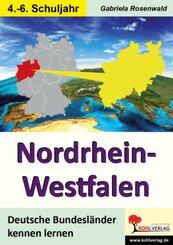 Nordrhein-Westfalen, 4.-6. Schuljahr