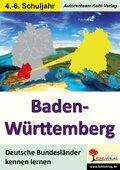 Baden-Württemberg, 4.-6. Schuljahr