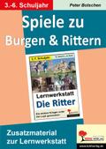 Spiele zu Burgen & Rittern