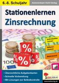 Stationenlernen Zinsrechnung