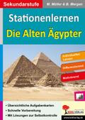 Stationenlernen Die alten Ägypter