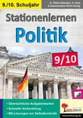 Stationenlernen Politik 9.-10. Schuljahr