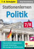 Stationenlernen Politik 7./8. Schuljahr