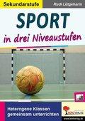 Sport ... in drei Niveaustufen / Sekundarstufe