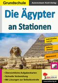 Die Ägypter an Stationen