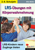 LRS-Übungen mit Körperwahrnehmung