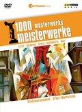 1000 Meisterwerke: Stadtimpressionen, 1 DVD
