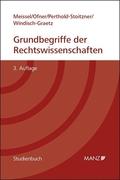 Grundbegriffe der Rechtswissenschaften (f. Österreich)