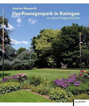 Der Poensgenpark in Ratingen