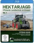 Hektarjagd - Effiziente Landtechnik im Einsatz, Blu-ray - Vol.1