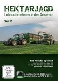 Hektarjagd - Lohnunternehmen in der Grasernte, DVD - Vol.2