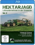 Hektarjagd - Lohnunternehmen in der Grasernte, Blu-ray - Vol.2
