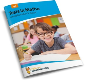 Tests in Mathe - Lernzielkontrollen 3. Klasse