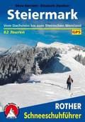 Rother Schneeschuhführer Steiermark