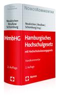 Hamburgisches Hochschulgesetz (HmbHG), Kommentar