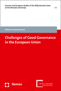 Challenges of Good Governance in the European Union
