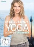 Ursula Karven's Yoga Del Mar & Yoga Everyday, 2 DVDs