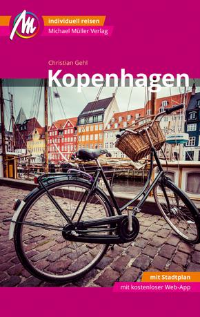 MM-City Kopenhagen Reiseführer, m. 1 Karte