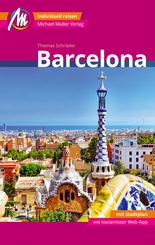 MM-City Barcelona Reiseführer, m. 1 Karte
